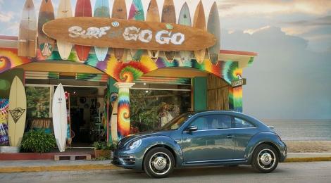 Volkswagen añade a la familia Beetle las ediciones especiales Coast y Sound