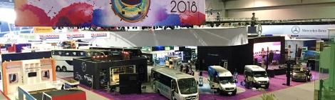 Mercedes-Benz Autobuses: Expo Foro 2018, soluciones tecnológicas aplicadas a la movilidad