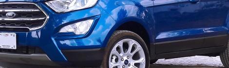 Ford EcoSport 2018: un milenial con experiencia