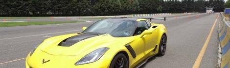 Chevrolet Corvette ZR1: Una muestra potente del saber hacer