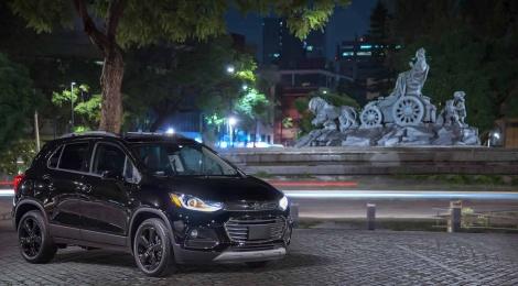 Chevrolet Trax Midnight: El imperio nocturno