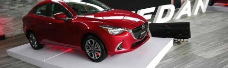 Mazda 2 Sedán: El más esperado