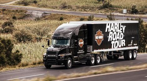 HARLEY-DAVIDSON: ROAD TOUR 2018