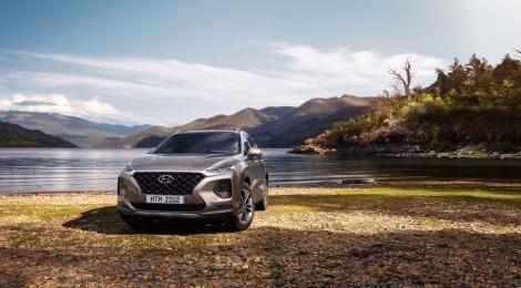Hyundai: nueva Santa Fe y Elantra 2019