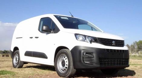 Peugeot Partner 2019: La patrona