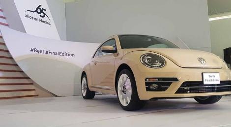 65° Aniversario de Volkswagen en México y el adiós a un grande.