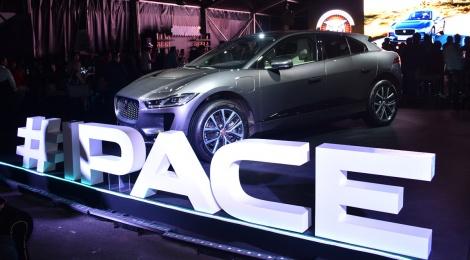 Jaguar I-Pace llega a México