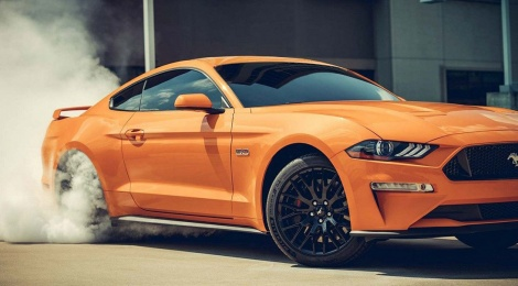 FORD: MUSTANG 55