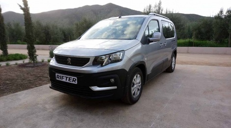 Peugeot Rifter: Una Van Como ninguna