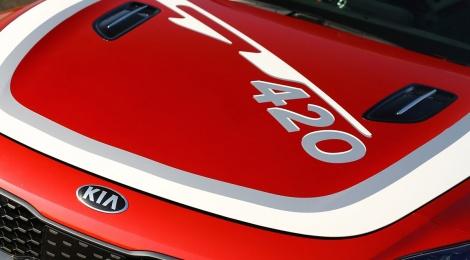 KIA: STINGER GT420 tecnología y poder