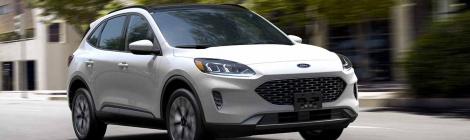 Ford Escape 2020; ahora en versión Híbrida. Atrévete a salir de lo convencional