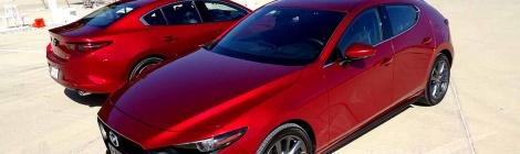 Mazda3 es nombrado Women's World Car of the Year 2019