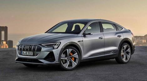 Audi e-tron Sportback: un SUV coupé para la familia e-tron