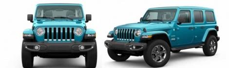 Jeep Wrangler Sahara Sky Freedom 2020