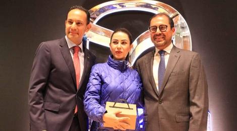 Mazda Llega a la Unidad 500,000 Vendida en Territorio Mexicano