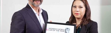 Porsche gana en el Women's World Car of the Year 2019