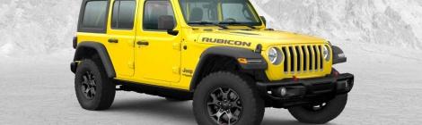 Jeep Wrangler Rubicon XTREME-TRAIL RATED 2020 llega como edición limitada a 100 unidades