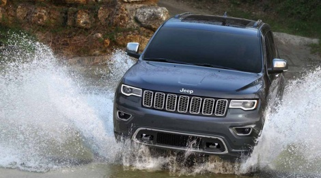 Jeep presenta la edición limitada Jeep Grand Cherokee Overland 2020