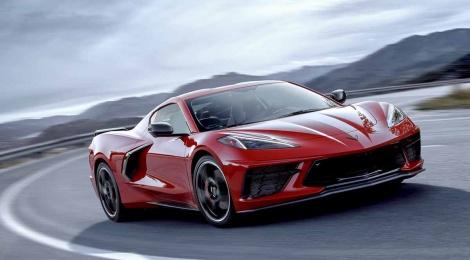 Chevrolet confirma la llegada a México de  Corvette Stingray 2020