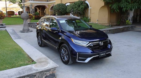 Honda CR-V 2020: Seguirá siendo la preferida