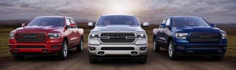 RAM presenta la nueva Ram 1500 Laramie Southwest Edition 2020