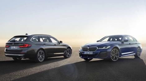 El nuevo BMW Serie 5