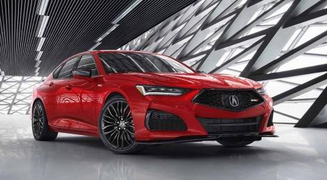 Acura TLX 2021: es de otro nivel