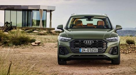 El exitoso Audi Q5, orgullosamente mexicano, se renueva