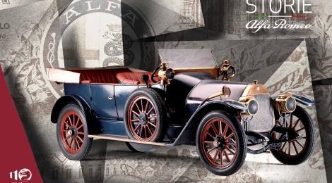 """""""Storie Alfa Romeo"""", primer episodio: a bordo del 24 HP, desde los orígenes a las primeras victorias internacionales (1906-1925)"""