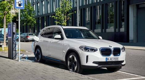 El primer modelo BMW X totalmente eléctrico está listo para conquistar las carreteras