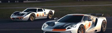 Ford GT Heritage Edition 2021, para celebrar el triunfo de Daytona en el 66.
