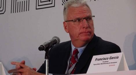 Toyota de México reajusta su objetivo anual por pandemia