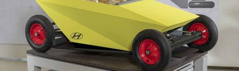 """HYUNDAI MOTOR DESARROLLA """"SOAPBOX RACER"""""""