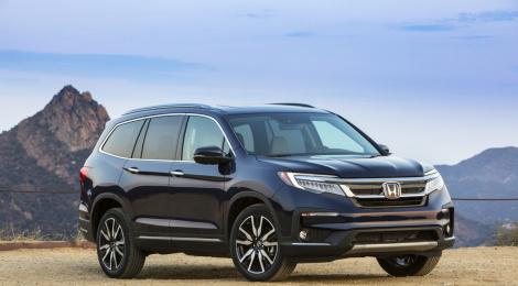 Y la Honda Pilot 2021 también: