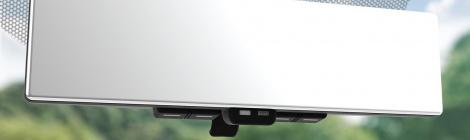 El espejo electrónico de Panasonic