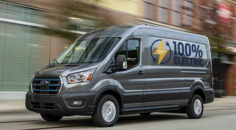 Ford E-Transit: Un impulso al negocio...  También en México