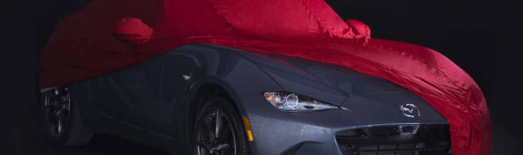 Un color que te pone en otro plano: Polymetal Gray de Mazda
