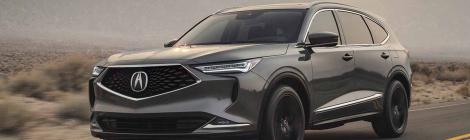 Acura MDX 2022: Sin barreras