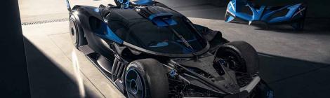 Bugatti: La perfección de la impresión 3D