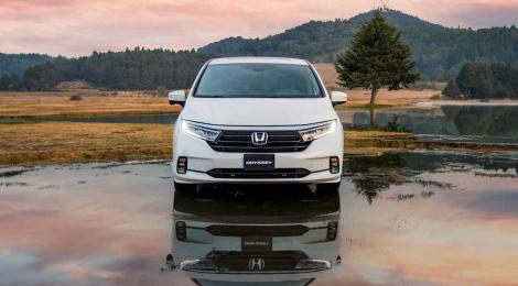 Honda Odyssey 2021: Con más estilo