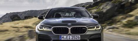 BMW M5 CS sedán 2022: El Más Poderoso