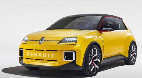 La nueva Renault, que revive a una leyenda...