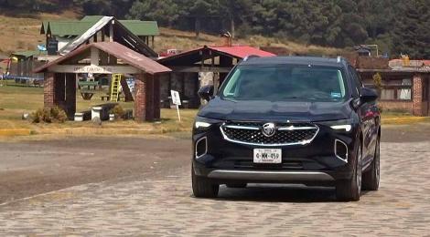 Prueba de Manejo: Buick Envision 2021