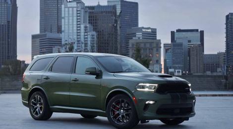 Dodge Durango R/T y SRT 2021: La familia poderosa