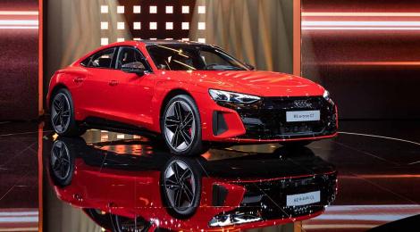 El liderazgo en un solo modelo: Audi e-tron GT