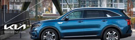EL KIA SORENTO: MEJOR SUV GRANDE EN EL WOMEN'S WORLD CAR OF THE YEAR