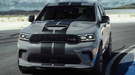 Dodge Durango SRT Hellcat 2021 llega a México