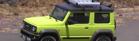 Suzuki Jimny 2021