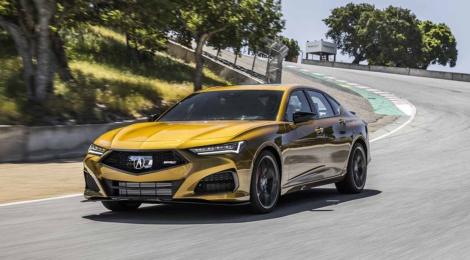 Acura TLX Type S 2022: Nadie te había explicado esto tan detalladamente…