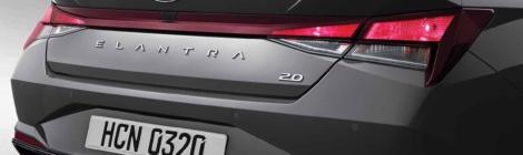 Por fin. Ya llegó el Hyundai Elantra